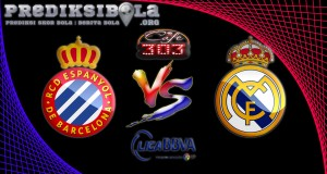 Prediksi Skor Espanyol Vs Real Madrid 19 September 2016