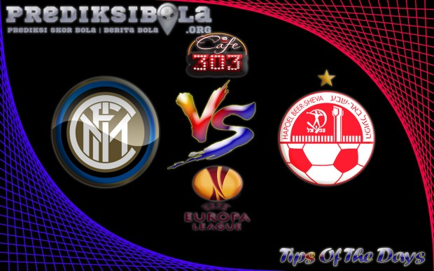 Prediksi Skor Inter Milan Vs Hapoerl Beer Sheva 16 September 2016