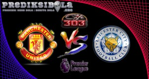 Prediksi Skor Manchester United Vs Leicester City 24 September 2016