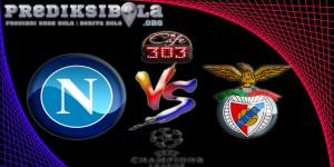 Prediksi Skor Napoli Vs Benfica 29 September 2016