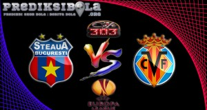 Prediksi Skor Steaua Bucuresti Vs Villarreal 30 September 2016