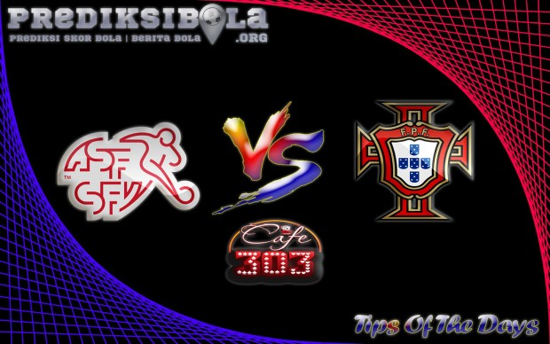 Prediksi Skor Swiss Vs Portugal 7 September 2016