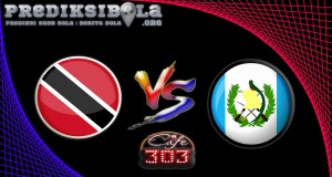 Prediksi Skor Trinidad and Tobago Vs Guatemala 3 September 2016