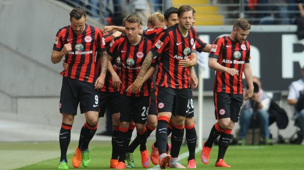 Eintracht Frankfurt Football Team