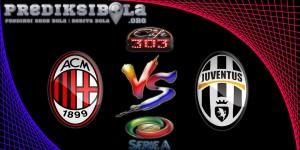 Prediksi Skor AC Milan Vs Juventus 23 Oktober 2016