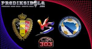 Prediksi Skor Belgia Vs Bosnia-Herzegovina 8 Oktober 2016