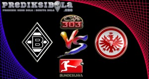 Prediksi Skor Borussia M'gladbach Vs Eintracht Frankfurt 29 Oktober 2016