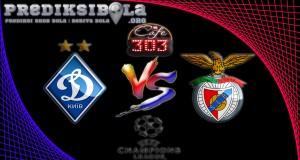 Prediksi Skor Dynamo Kyiv Vs Benfica 20 Oktober 2016