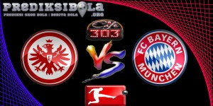 Prediksi Skor Eintracht Frankfurt Vs Bayern Munchen 15 Oktober 2016
