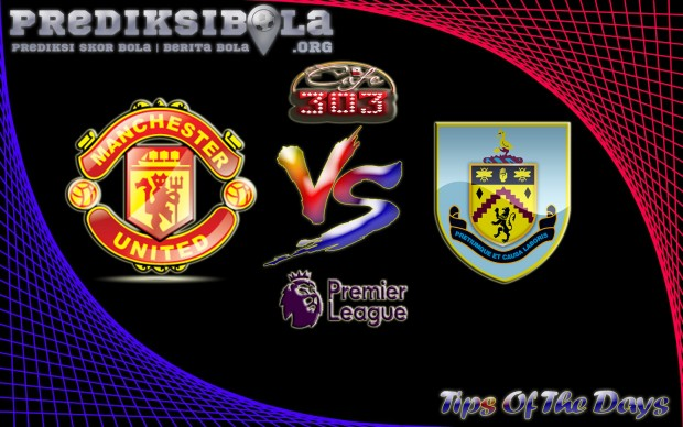 Prediksi Skor Manchester United Vs Burnley 29 Oktober 2016