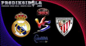 Prediksi Skor Real Madrid Vs Athletic Bilbao 24 Oktober 2016