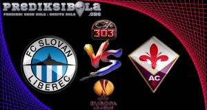 Prediksi Skor Slovan Liberec Vs Fiorentina 21 Oktober 2016