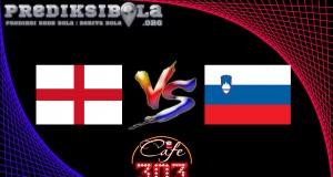 Prediksi Skor Slovenia Vs Inggris 12 Oktober 2016