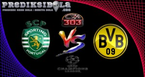 Prediksi Skor Sporting CP Vs Borussia Dortmund 19 Oktober 2016