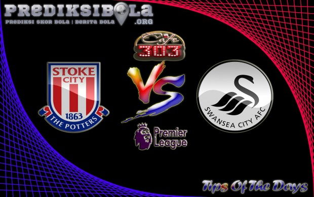 Prediksi Skor Stoke City Vs Swansea City 1 November 2016