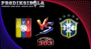 Prediksi Skor Venezuela Vs Brazil 12 Oktober 2016
