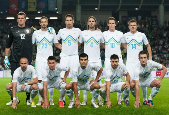 Slovenia Football Team