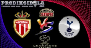 Prediksi Skor AS Monaco Vs Tottenham Hotspur 23 November 2016