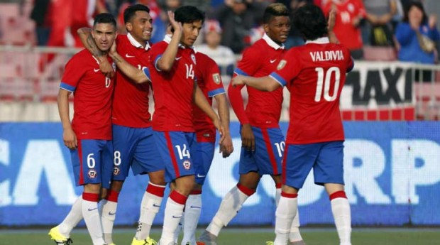Chile Football Team