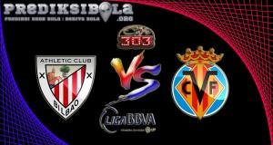 Prediksi Skor Athletic Bilbao Vs Villarreal 21 November 2016