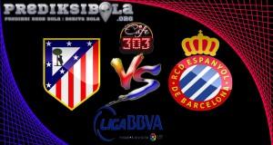 Prediksi Skor Atletico Madrid Vs Espanyol 4 Desember 2016