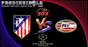 Prediksi Skor Atletico Madrid Vs PSV 24 November 2016