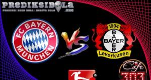 Prediksi Skor Bayern Munchen Vs Bayer Leverkusen 27 November 2016