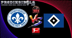 Prediksi Skor Darmstadt 98 Vs Hamburger SV 4 Desember 2016