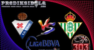 Prediksi Skor Eibar Vs Real Betis 26 November 2016