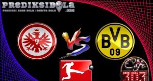 Prediksi Skor Eintracht Frankfurt Vs Borussia Dortmund 26 November 2016