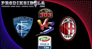 Prediksi Skor Empoli Vs AC Milan 27 November 2016