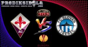 Prediksi Skor Fiorentina Vs Slovan Liberec 3 November 2016
