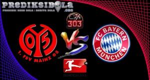 Prediksi Skor Mainz 05 Vs Bayern Munchen 3 Desember 2016