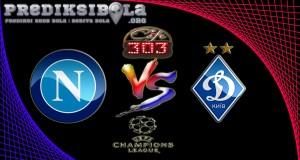 Prediksi Skor Napoli Vs Dynamo Kyiv 24 November 2016