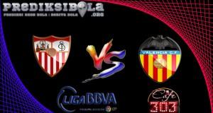 Prediksi Skor Sevilla Vs Valencia 27 November 2016