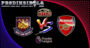 Prediksi Skor West Ham United Vs Arsenal 4 Desember 2016