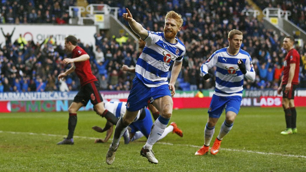 Reading team football