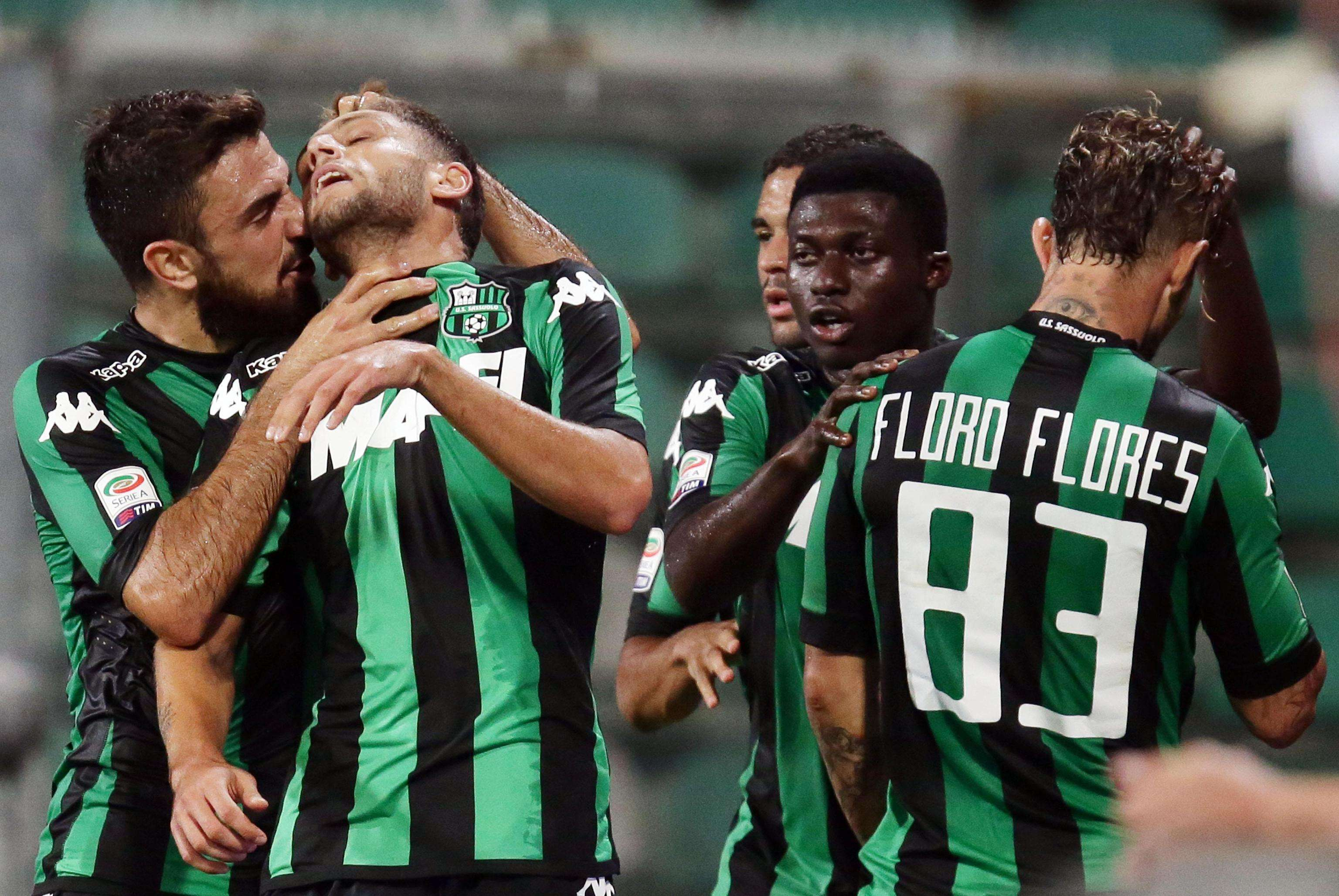 Sassuolo team football