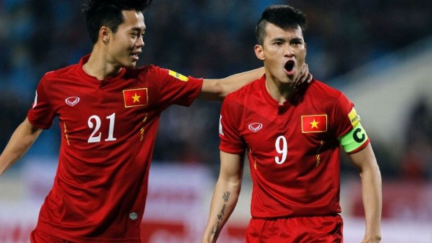 Vietnam Football Team
