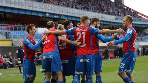 Viktoria Plzen Football Team