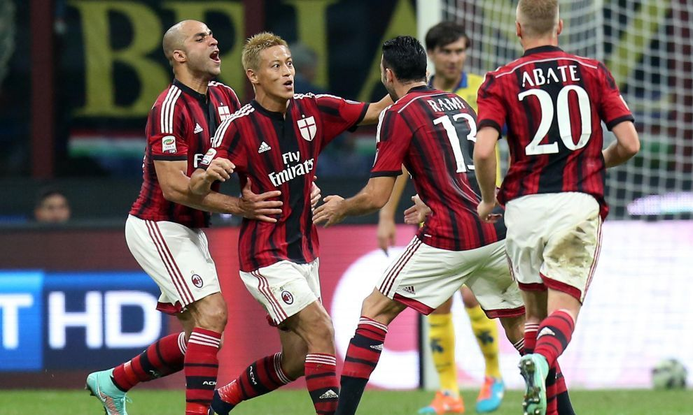 Milan team football