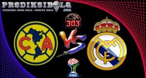 Prediksi Skor America Vs Real Madrid 15 Desember 2016