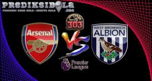 Prediksi Skor Arsenal Vs West Bromwich Albion 26 Desember 2016