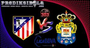 Prediksi Skor Atletico Madrid Vs Las Palmas 17 Desember 2016
