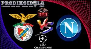 Prediksi Skor Benfica Vs Napoli 7 Desember 2016