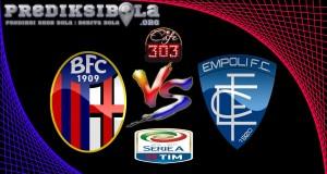 Prediksi Skor Bologna Vs Empoli 11 Desember 2016