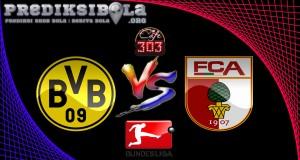 Prediksi Skor Borussia Dortmund  Vs Augsburg 21 Desember 2016