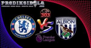 Prediksi Skor Chelsea Vs West Bromwich Albion  11 Desember 2016