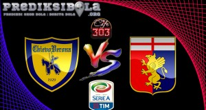 Prediksi Skor Chievo Vs Genoa 6 Desember 2016