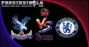 Prediksi Skor Crystal Palace Vs Chelsea 17 Desember 2016
